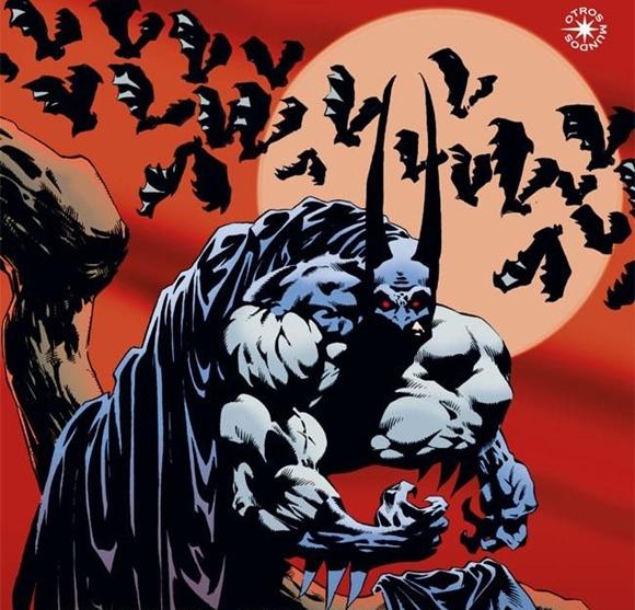 Batman infunde muchísimo miedo a los criminales