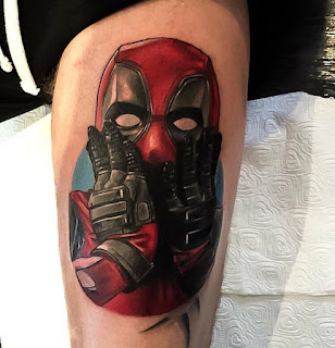 tatuaje DeadPool