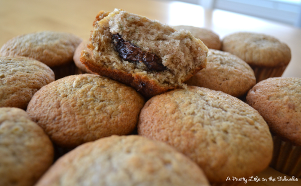 The Best Ever Banana Muffin