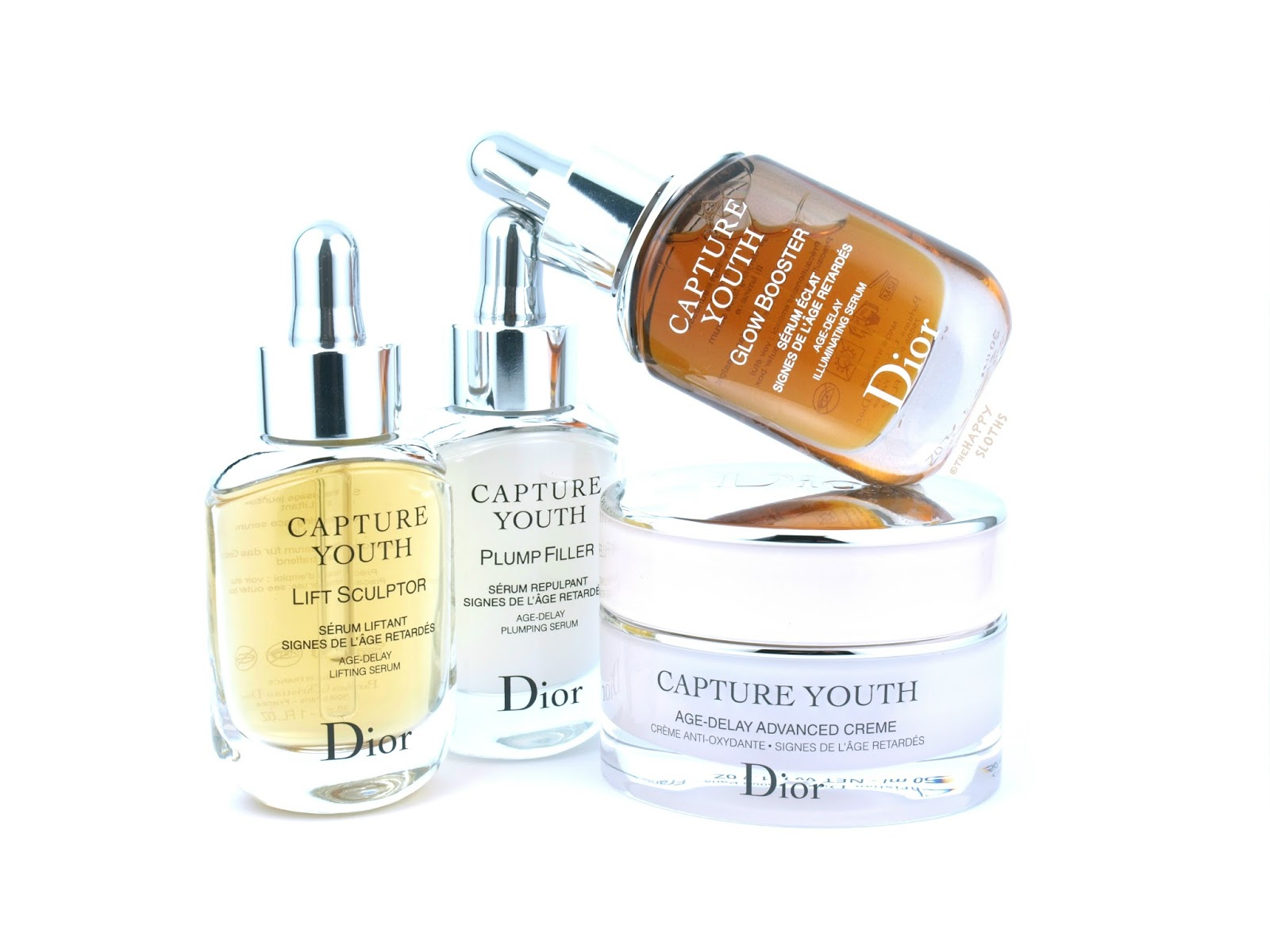 d76f73023ff Dior   Capture Youth Skincare Collection  Review   The Happy Sloths ...