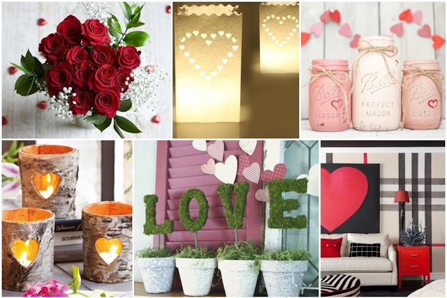 20 Romantic Room Design Ideas on Valentine's Day
