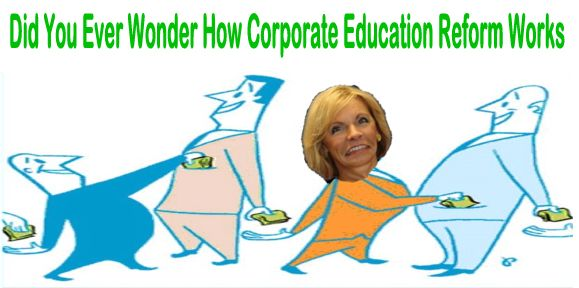 Image result for big education ape devos lausd