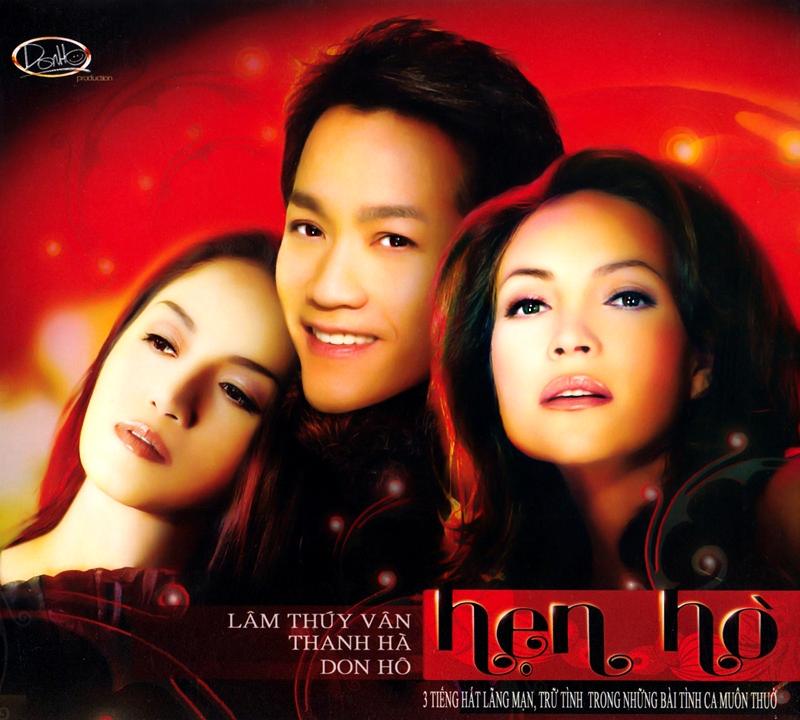 Don Hồ CD003 - Lâm Thúy Vân, Thanh Hà, Don Hồ - Hẹn Hò (NRG)