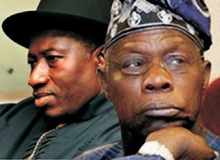 Obasanjo Swipes At Jonathan