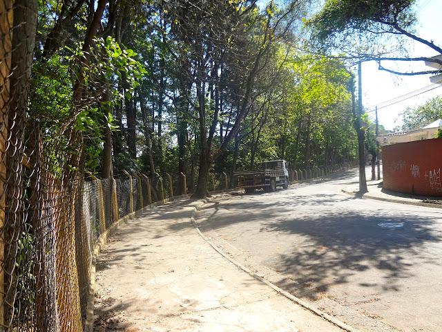 Rua Antonio Vita - Bosque Maia em Guarulhos