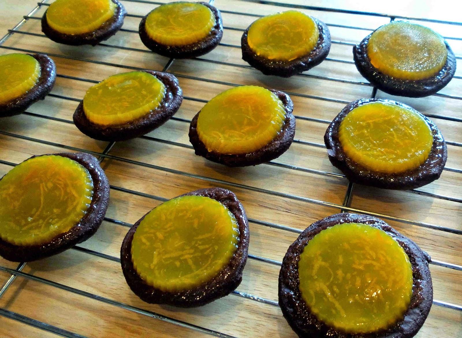 Are Jaffa Cakes Nut Free