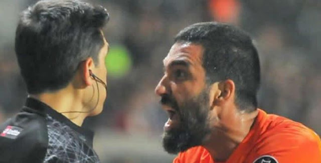 Player banned for 16 games after attacking referee (DETAILS)