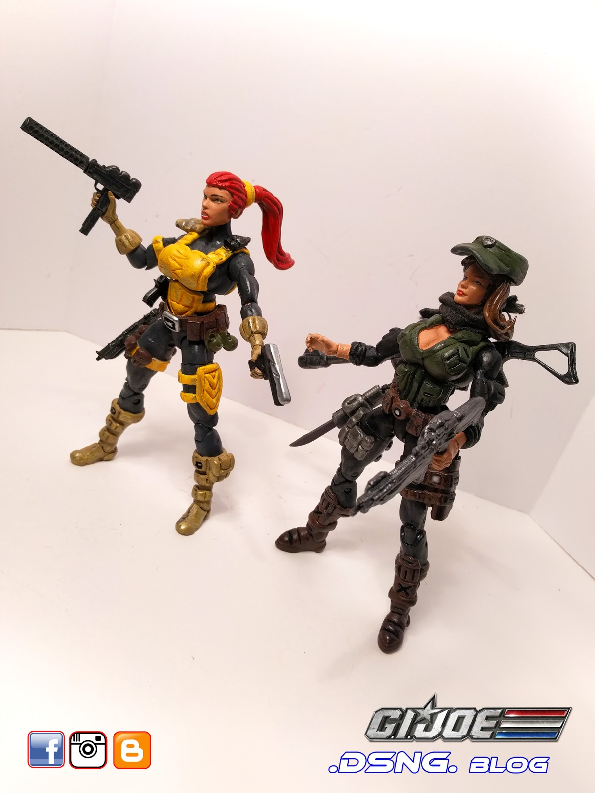 Lady Jaye Cosplay Sexy