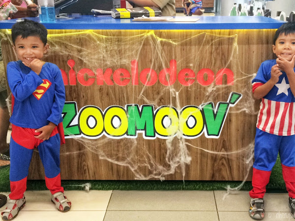 FREE Halloween Treats From ZooMoov PH!