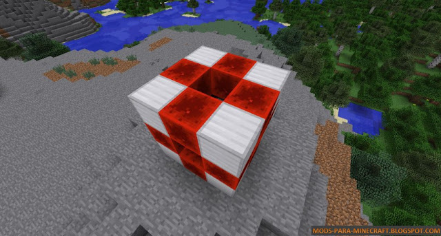 Imagen 2 - Ender-Rift Mod para Minecraft 1.7.10/1.8.9