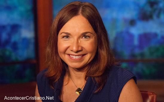 Científica cristiana evangélica Katharine Hayhoe