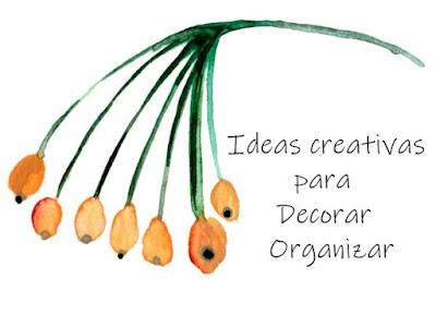 4 Diy,s para Decorar y Organizar