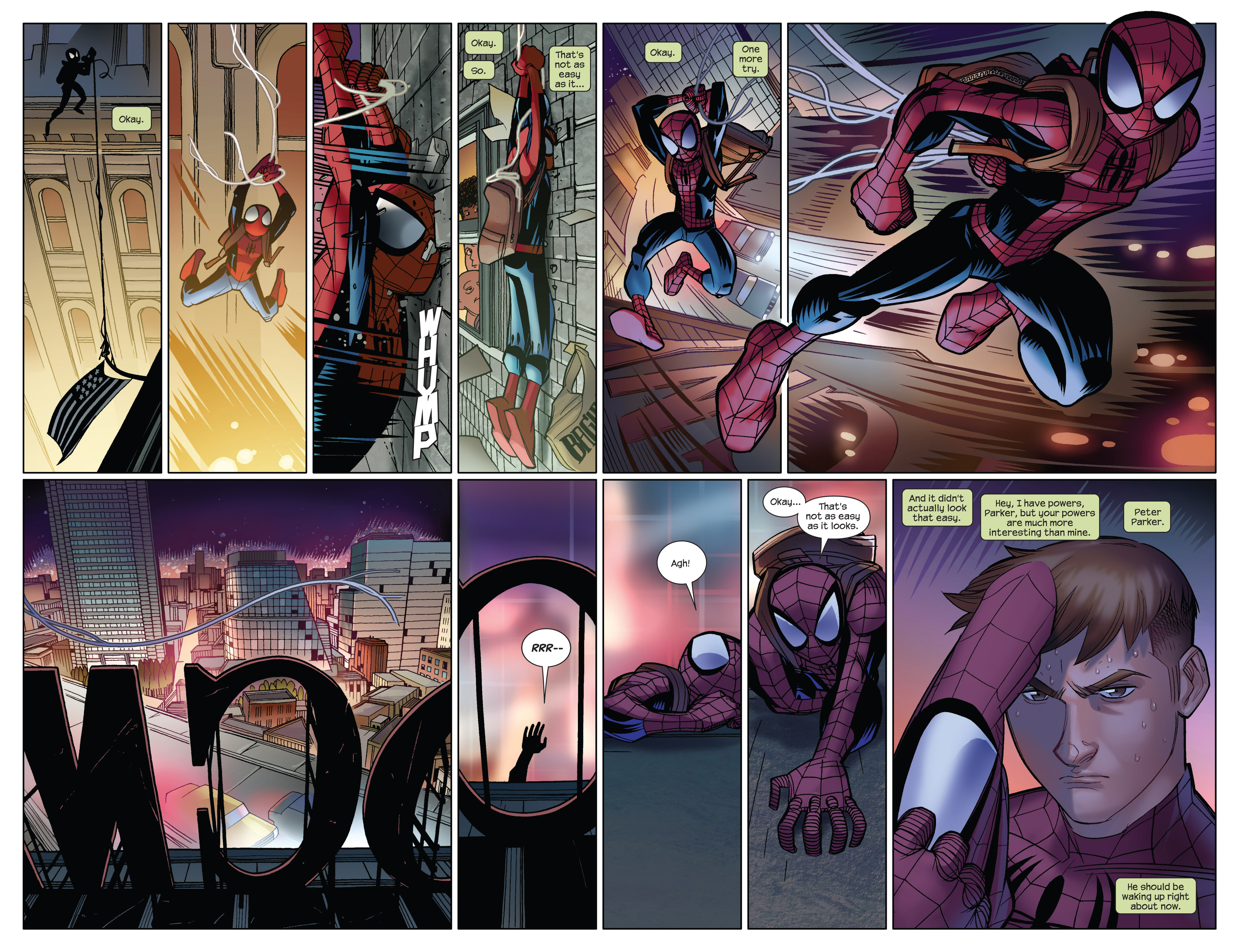 Read online Ultimate Spider-Man (2009) comic -  Issue #13 - 5