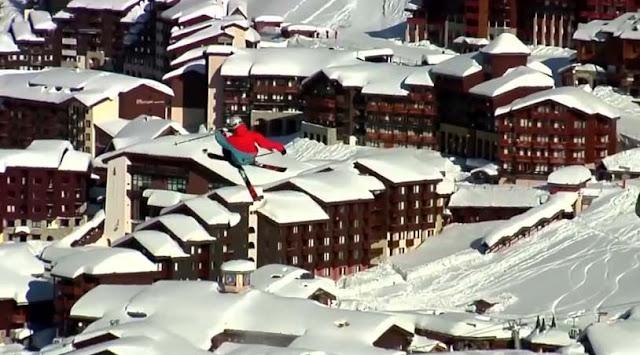 Pilih Sebuah Resor dan Pergi Ski