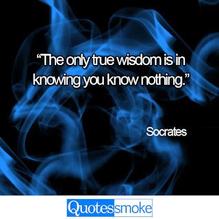 Socrates Wisdom Quotes