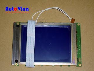 LCD màn hình Hmi Hitech PWS1711-STN