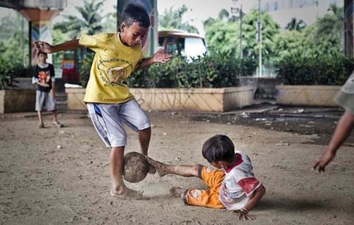 Nostalgia Aturan Sepak Bola Masa Kecil era 90