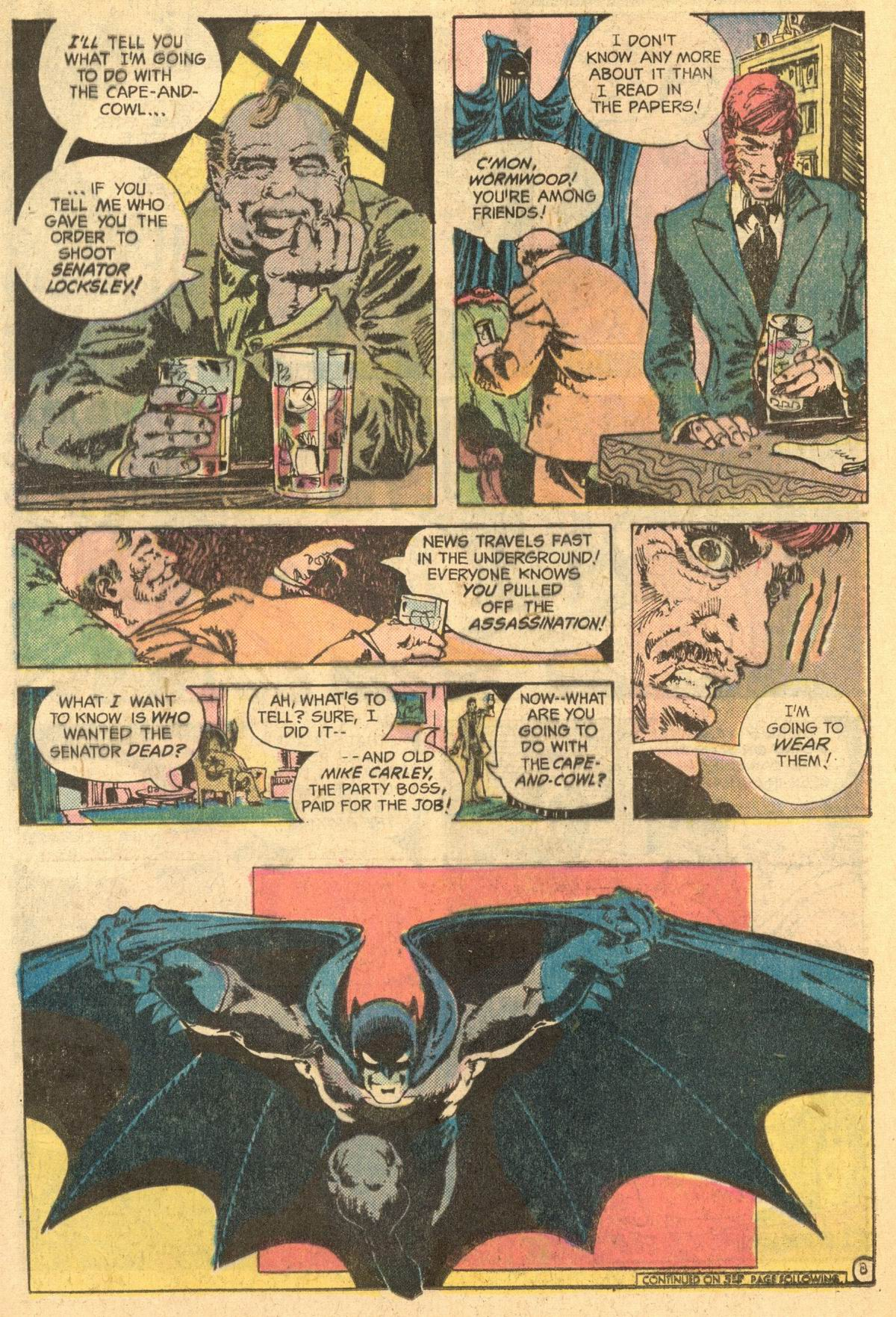 Detective Comics (1937) 450 Page 11