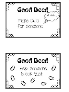 Good Deeds Cards