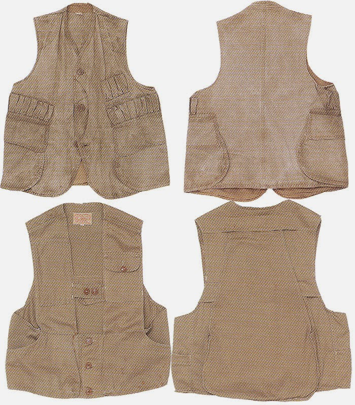 68f3b2422f3e3 Mens Collections: Vintage Menswear-Hunting Vests