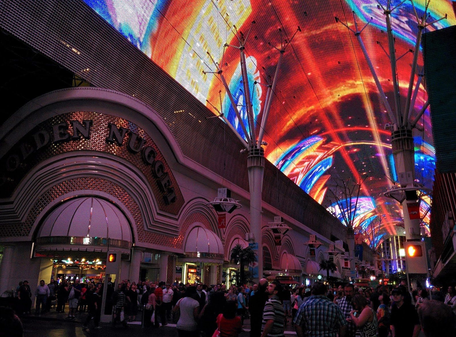 Las Vegas And Hoover Dam & Where Is Darren Now?: Las Vegas And Hoover Dam