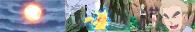 Pokemon Capitulo 25 Temporada 16 Mas Alla De La Verdad Y De Los Ideales