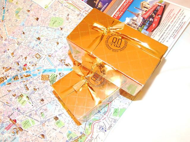 Mapa Pariza