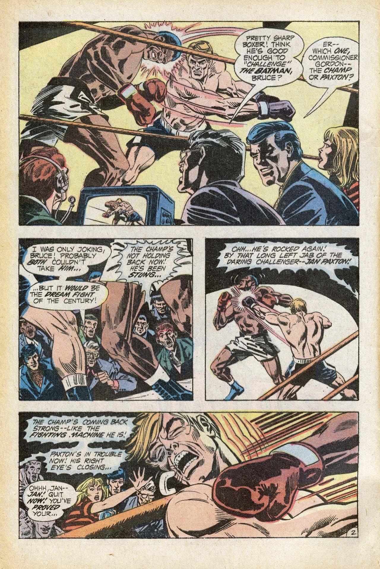 Detective Comics (1937) 417 Page 3