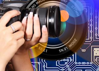 gambar lensa kamera