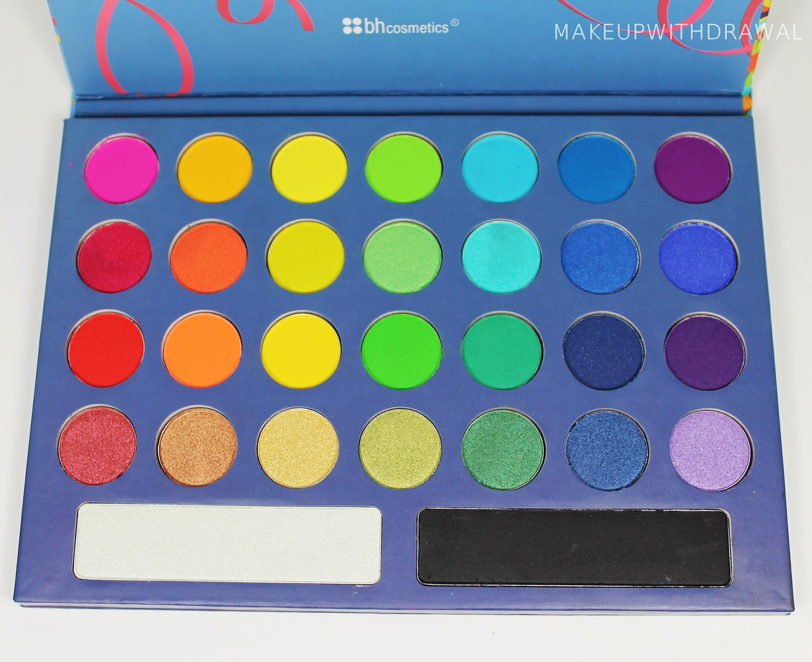 Bh Cosmetics Take Me To Brazil Palette Swatches Looks Review