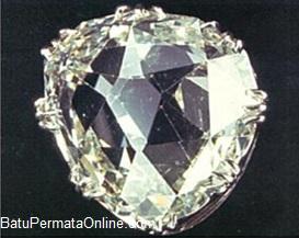 Berlian The Sancy Diamond