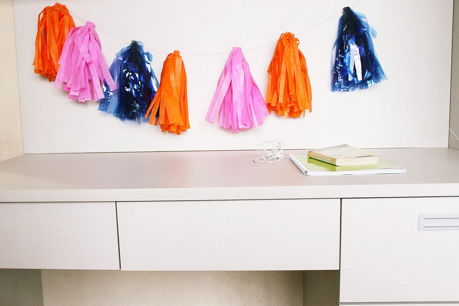 DIY: Tassel Garland (crafts) /></a></div> <br /> <div class=