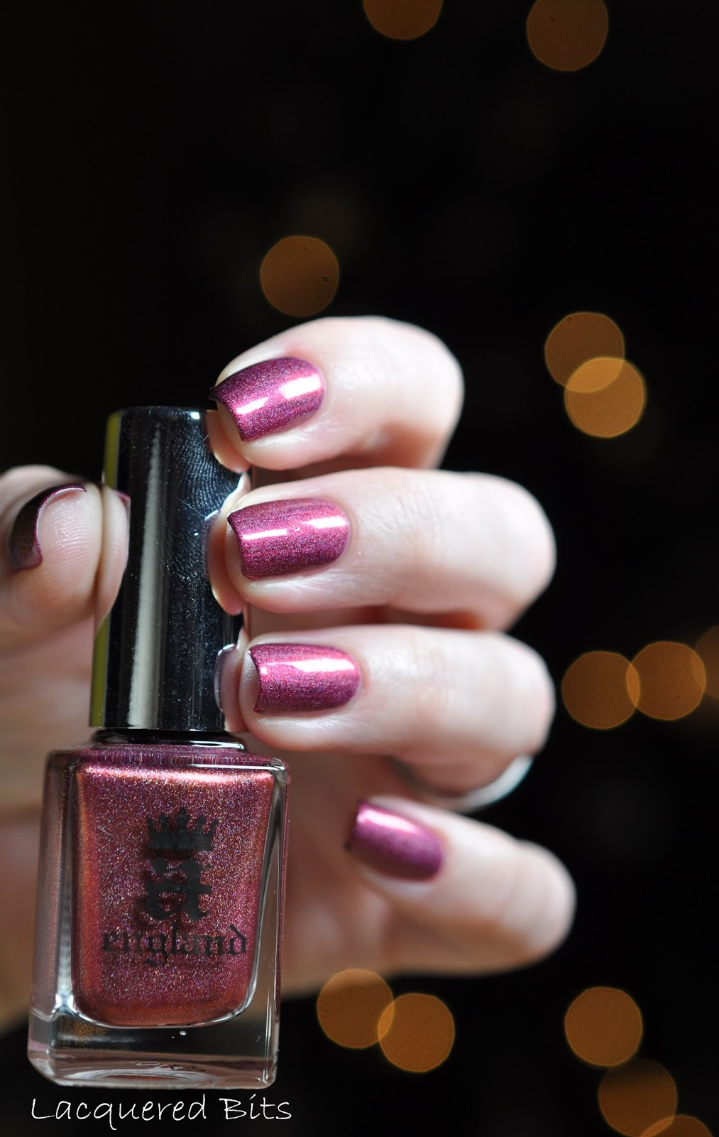 a england – Briar Rose/Sleeping Beauty – Swatches & Review