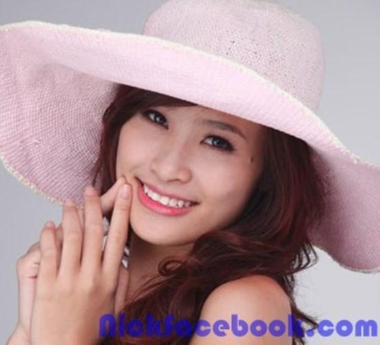 Nick facebook ca sĩ Đông Nhi