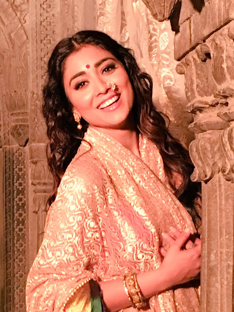 shriya saran stills from Gautamiputra satakarni