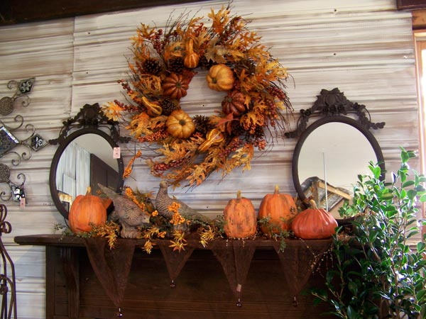 Autumn Themed Decorations