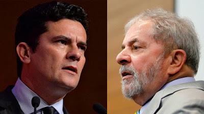 URGENTE: Moro decreta prisão de Lula, ele deve se entregar até as 17h desta sexta-feira