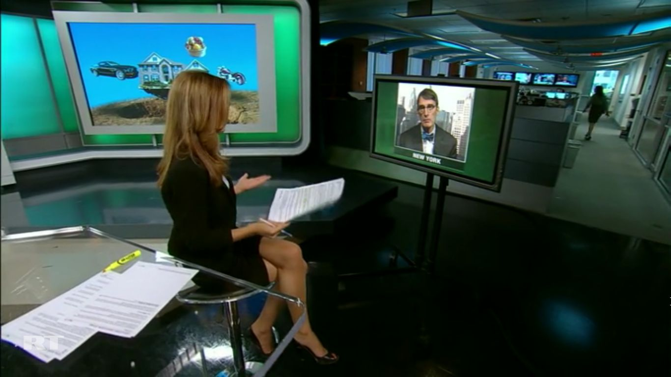 Lauren Lyster Of Yahoo Finance Pictures And Video Of Legs