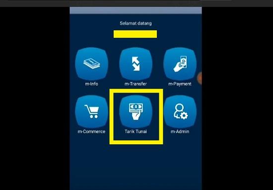 Masukan Userid Aplikasi m-BCA