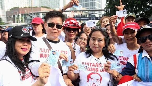 Relawan Jokowi Luncurkan Program Antipolitisasi Masjid