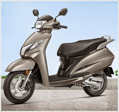 Honda Activa 3G side look wallpaper //HD