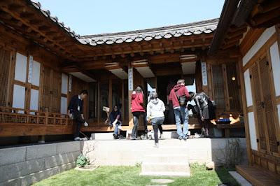 south korea tour