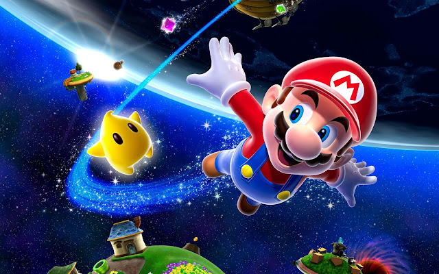 Igra Super Mario Galaxy 4 download besplatne pozadine za desktop 2560x1600