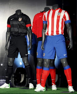At Madrid Uniform 2012-2013