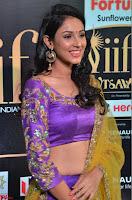 Priya Sri in Purple Choli Stunning Beauty at IIFA Utsavam Awards 2017  Day 2 at  01.JPG