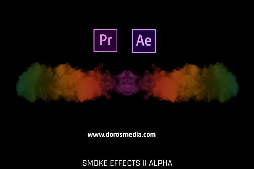 فيديوهات تأثير الدخان  المميز لأغراض المونتاج وصناعة الفيديو المختلفة