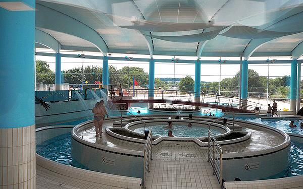 aqua centre eau d'heure