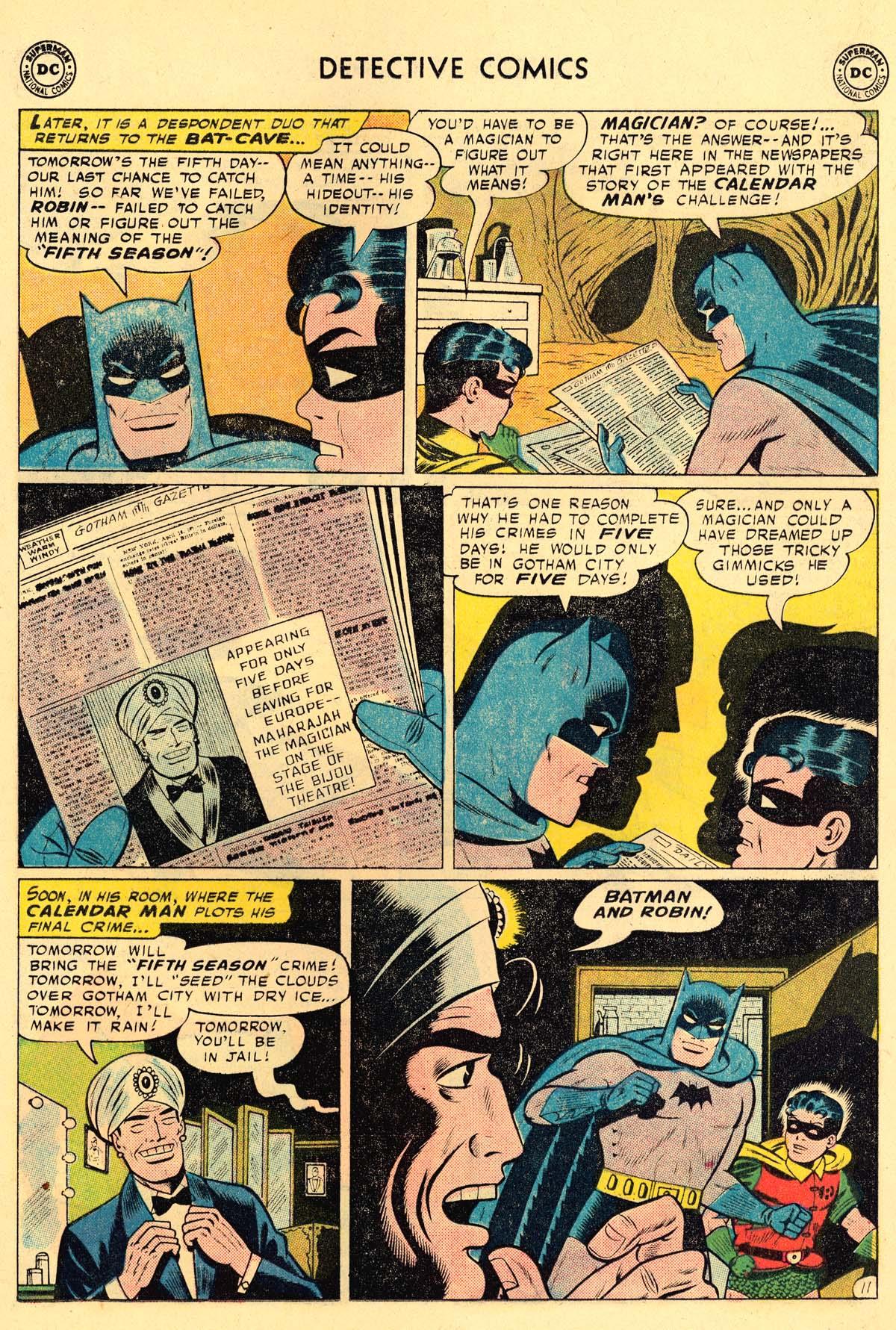 Detective Comics (1937) 259 Page 12