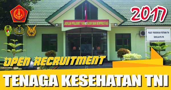 Rekrutmen Perwira PK Tenaga Kesehatan TNI