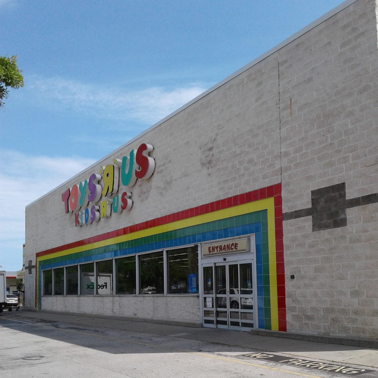 My Florida Retail Blog Toys R Us Melbourne Fl